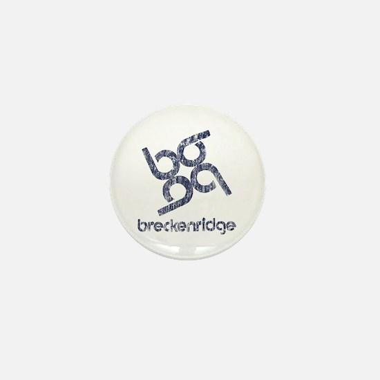 Vintage Breckenridge Mini Button