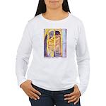 La Conciergerie Watercolor Women's Long Sleeve T-S