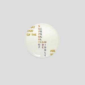 teamfinal 1000 Mini Button