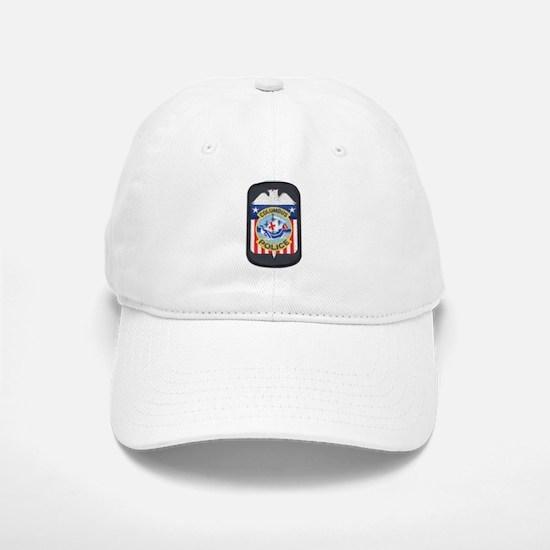 Columbus Police Baseball Baseball Cap