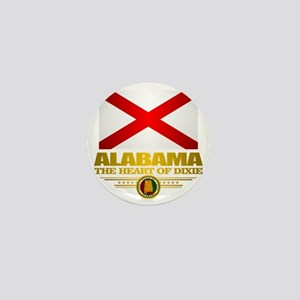 Alabama Pride Mini Button