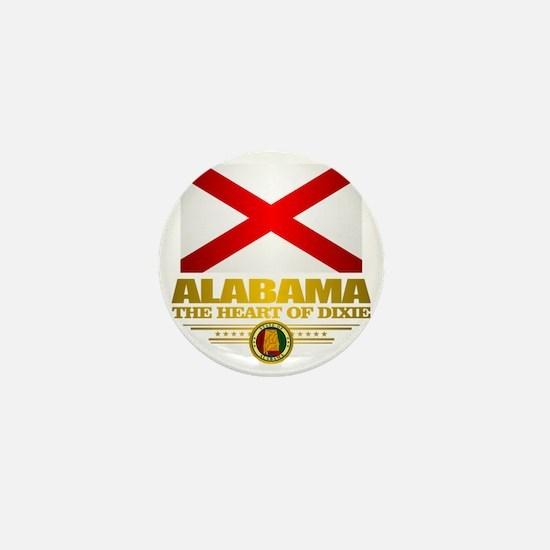 Alabama Pride Mini Button