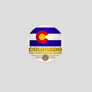 Colorado Pride Mini Button