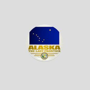 Alaska Pride Mini Button