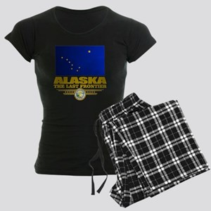 Alaska Pride Women's Dark Pajamas