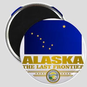 Alaska Pride Magnet