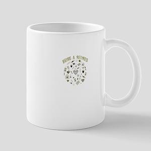 Retired Pharmacist Mugs