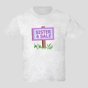 Sister for Sale Kids Light T-Shirt