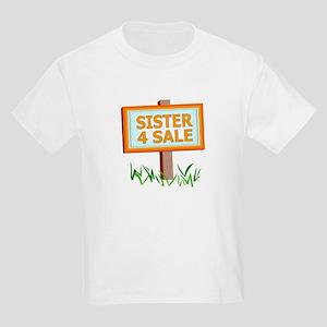 Sister for Sale (boys) Kids Light T-Shirt