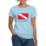 I'm certifiable Women's Light T-Shirt