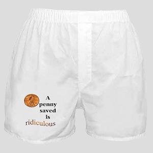 Accountant CPA Boxer Shorts
