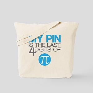 PI Not So Geek Tote Bag