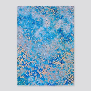 Abstraction 5'x7'Area Rug