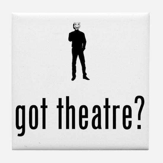 Theatre-02-A Tile Coaster