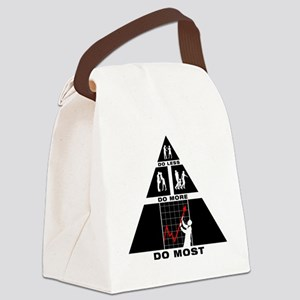 Forex-Stock-Trader-11-A Canvas Lunch Bag