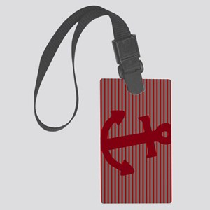 Anchor Large Luggage Tag