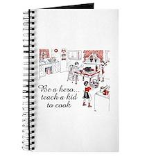 Teach A Kid To Cook Journal