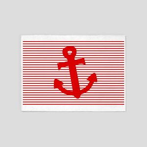 Anchor 5'x7'Area Rug