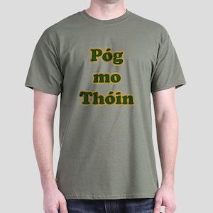 Póg mo Thóin Dark T-Shirt