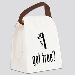 Tree-Climbing-02-A Canvas Lunch Bag
