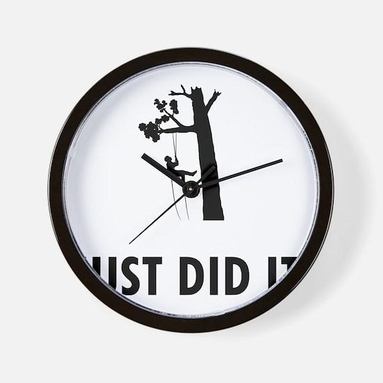 Tree-Climbing-04-A Wall Clock