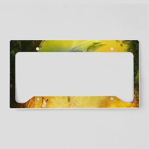 cd_pillow_case License Plate Holder