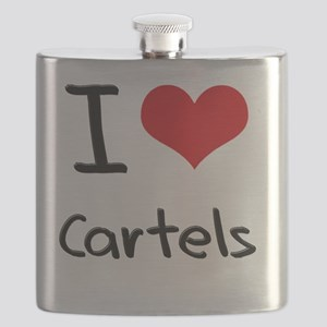 I love Cartels Flask