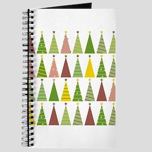 Christmas Trees Journal