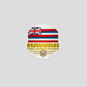 Hawaii Pride Mini Button