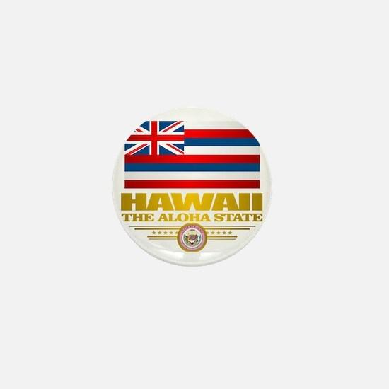 Hawaii Pride Mini Button