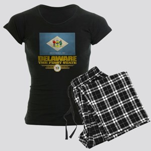 Delaware Pride Women's Dark Pajamas