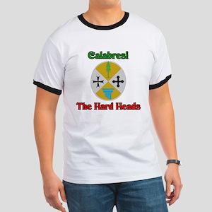 Calabresi, the hard heads. Ringer T