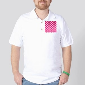 Hearts Golf Shirt