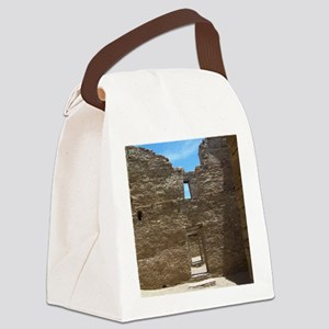 Chaco Canyon National Historic Pa Canvas Lunch Bag