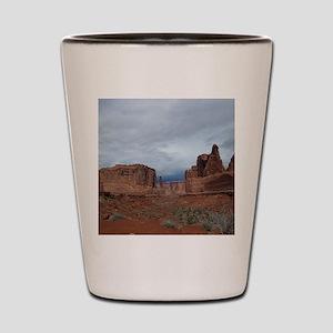 Park Avenue - Arches National Park, Moa Shot Glass
