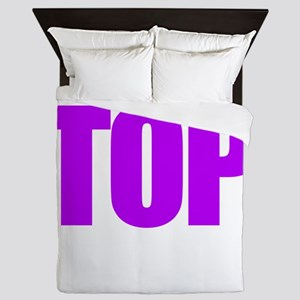 Started From The Top Now We're Here Queen Duvet