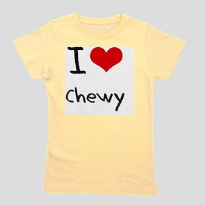 I love Chewy Girl's Tee