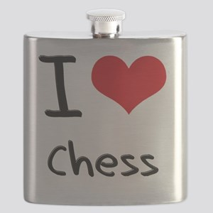 I love Chess Flask
