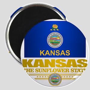 Kansas Pride Magnet