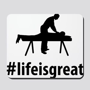 Chiropractor-06-A Mousepad