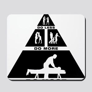 Chiropractor-11-A Mousepad