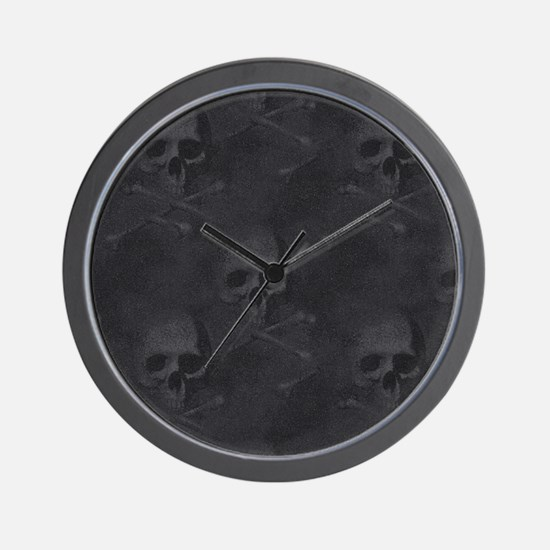 bd_Square Canvas Pillow2 Wall Clock