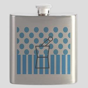 pharmacist duvet cover Flask