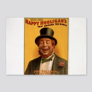 Happy Hooligan 2 - US Lithograph - 1904 5'x7'Area
