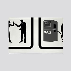 Gas-Operator-10-A Rectangle Magnet