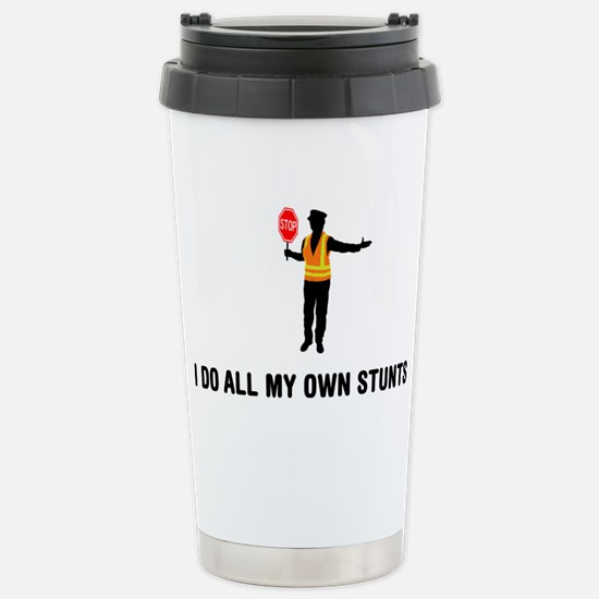Crossing-Guard-03-A Stainless Steel Travel Mug