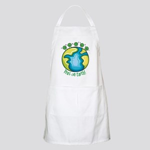 Peas on Earth Apron