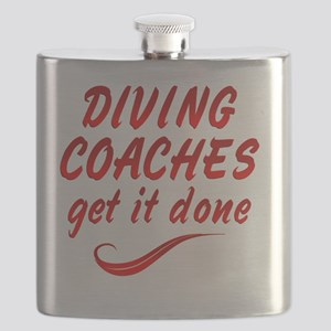 Diving Coaches Flask