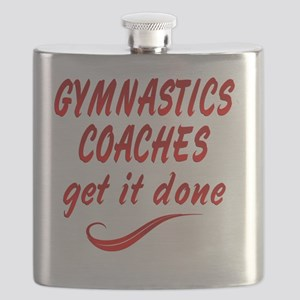 Gymnastics Coaches Flask