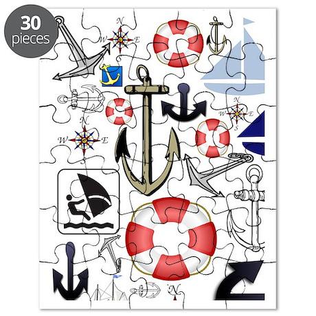 Nautical Fun Puzzle